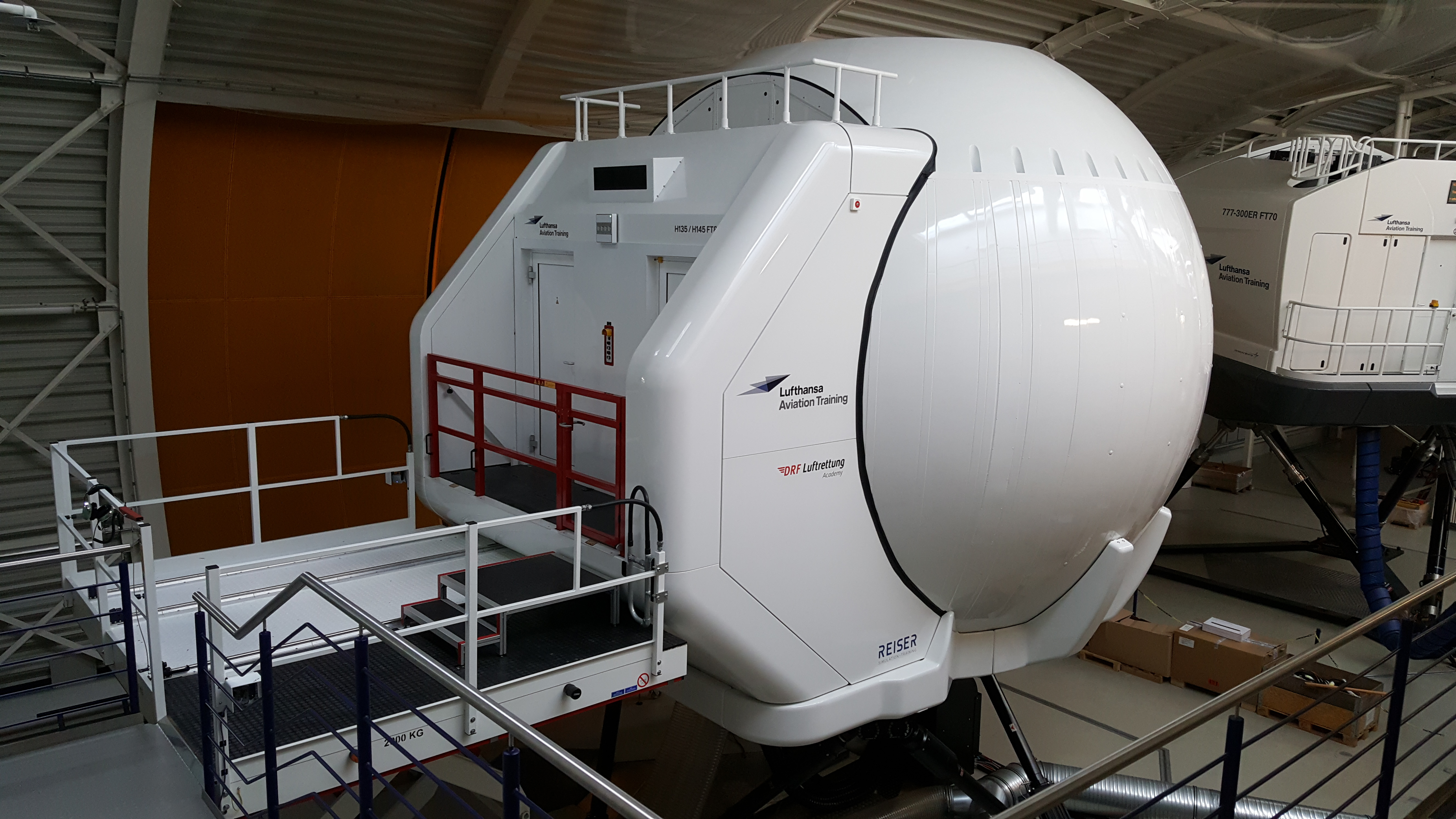Airbus Helicopter SIM