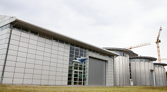 Building LAT Training Center Berlin